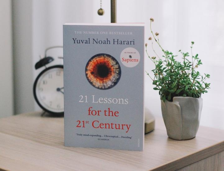 [BOOK REVIEW] 21 bài học cho thế kỉ21