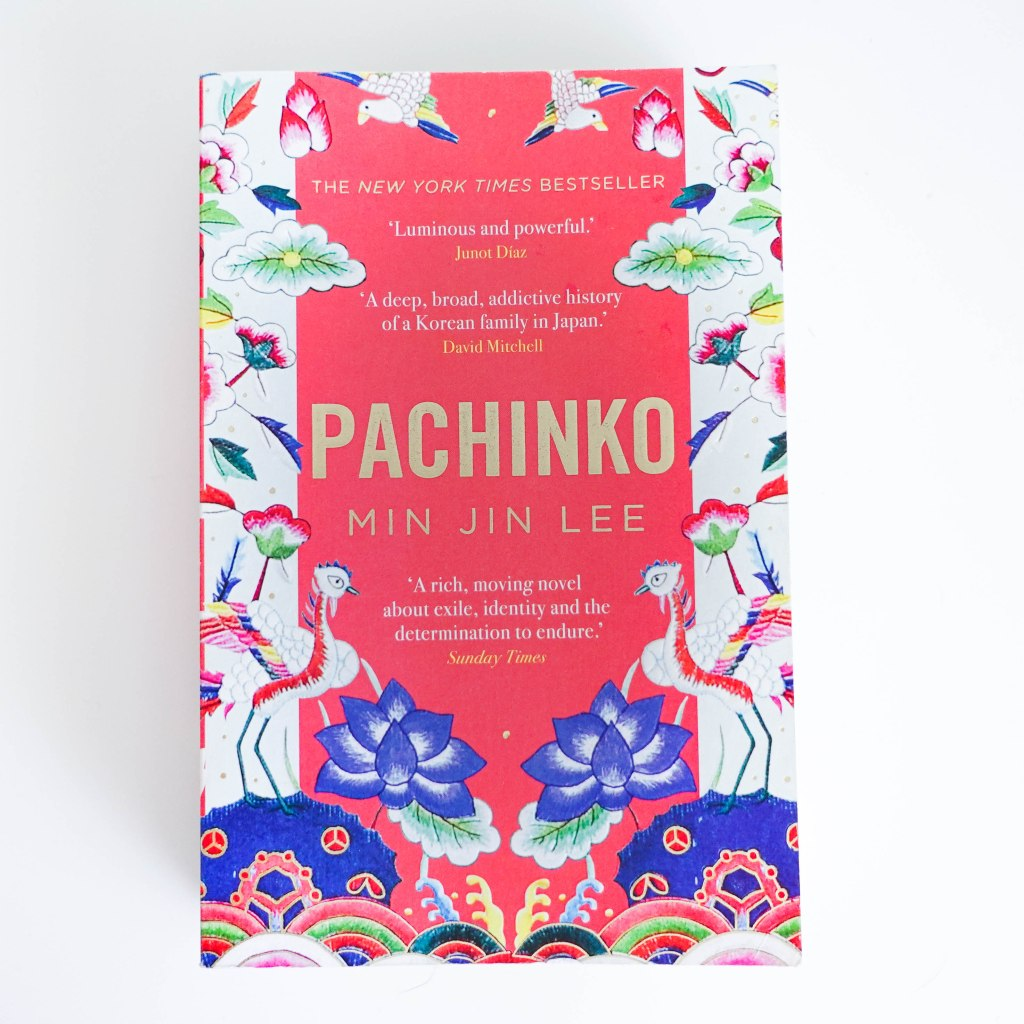 Pachinko - by Min Jin Lee